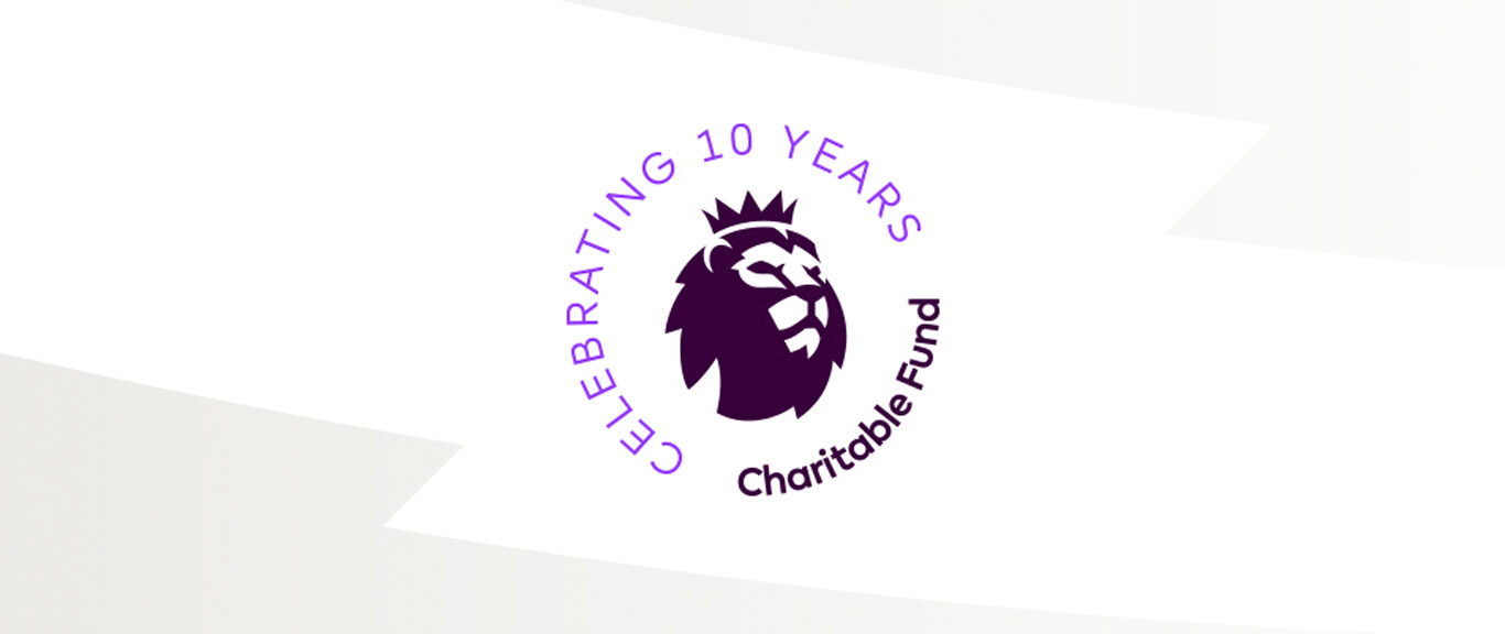 Premier League Charitable Fund 10 Year Awards | Our Winners