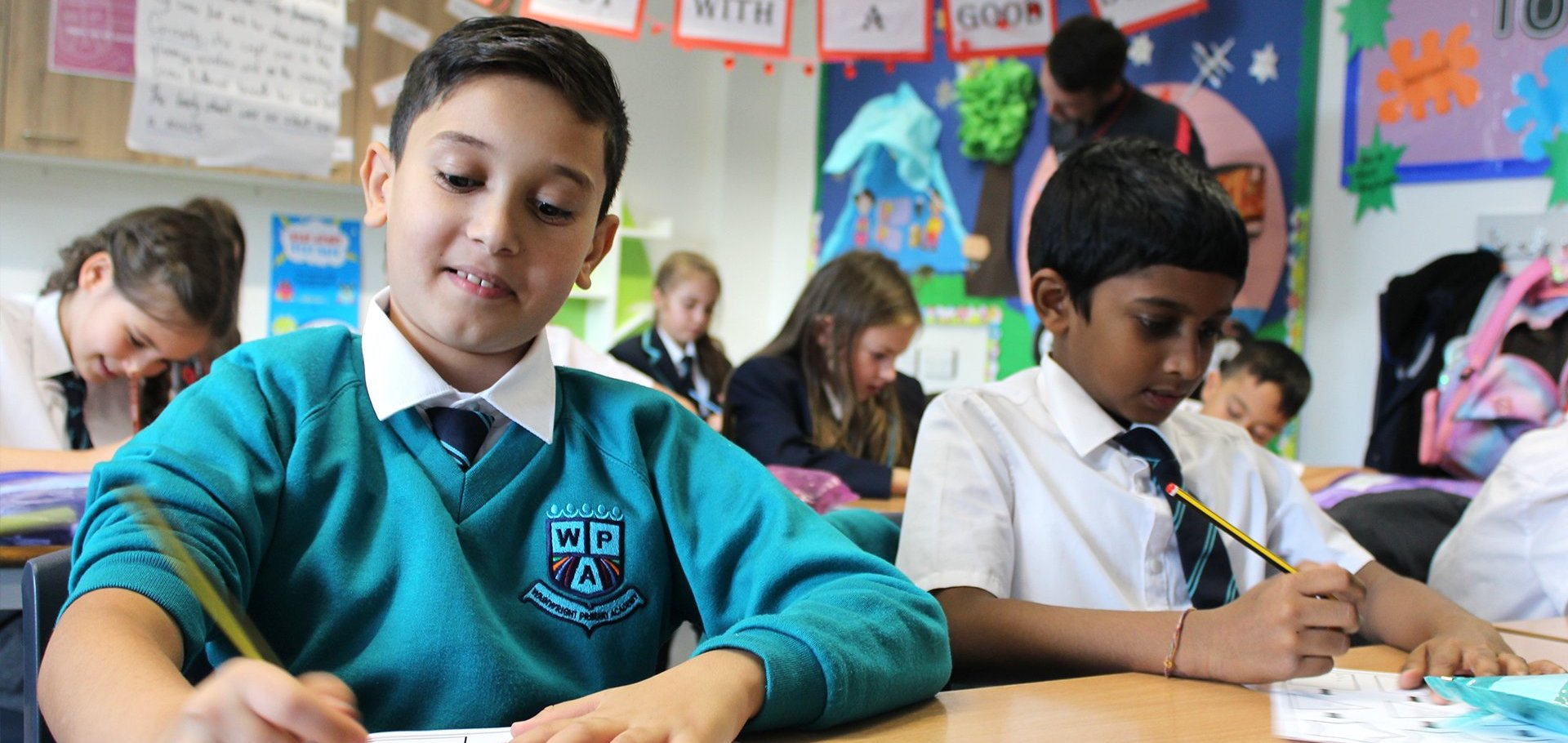 Encouraging social action with local primary school