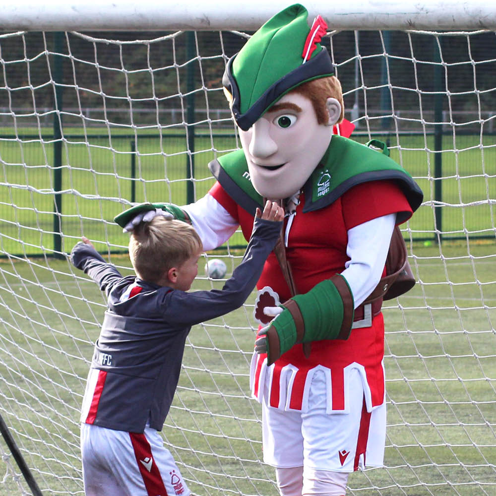 Nottingham Forest Official Soccer Schools are back!