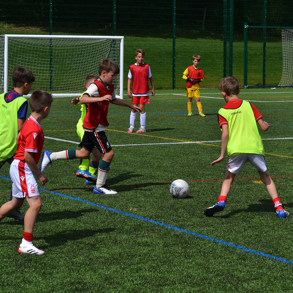 Nottingham Forest Official Soccer Schools October Half-Term tickets now on sale